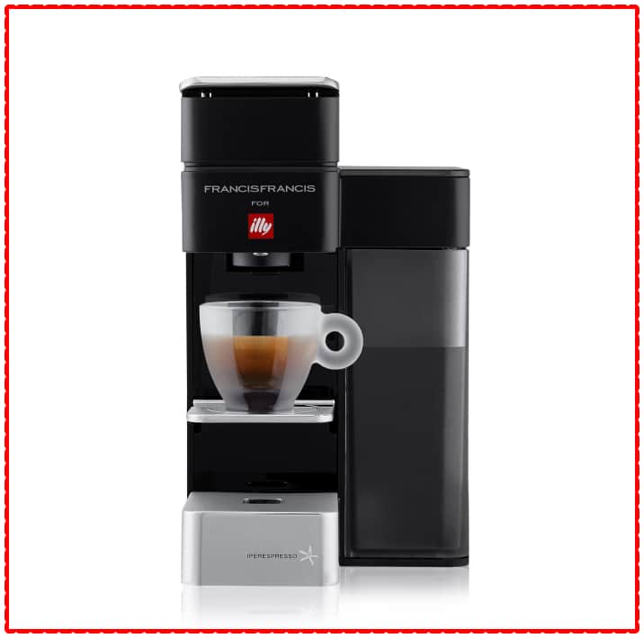 Illy Y5 Espresso Coffee Maker