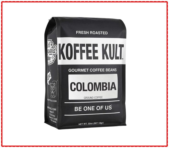 Koffee Kult Colombian Huila Beans