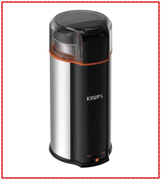 KRUPS Electric Grinder - Best Budget Grinder