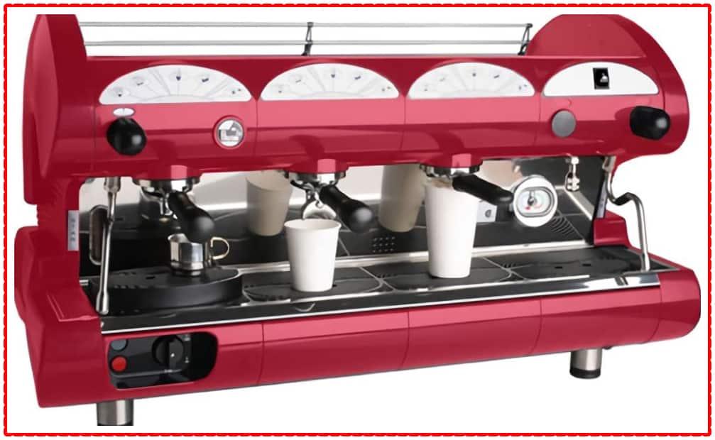 la Pavoni bar star 2v commercial espresso machine