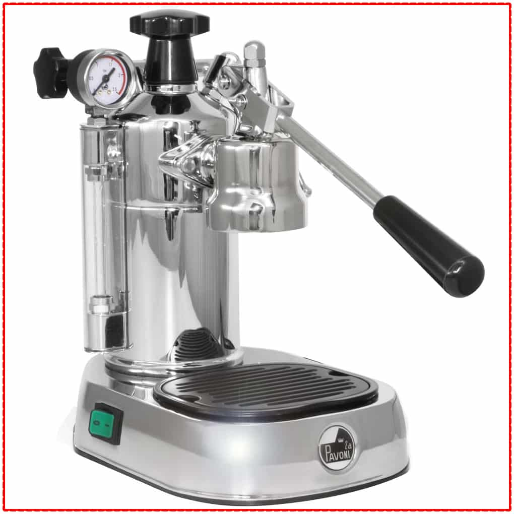 La Pavoni Espresso Machine PC-16