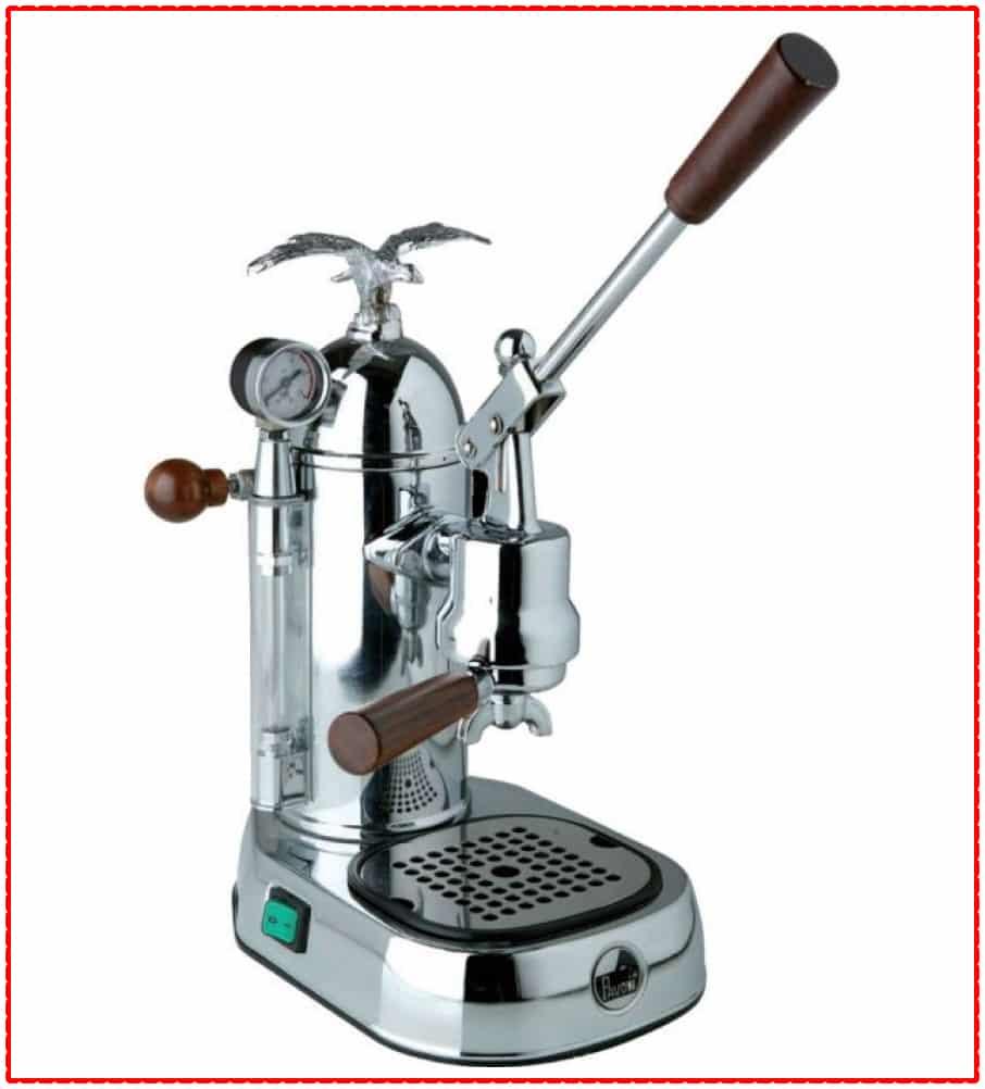 La Pavoni Romantica Machine