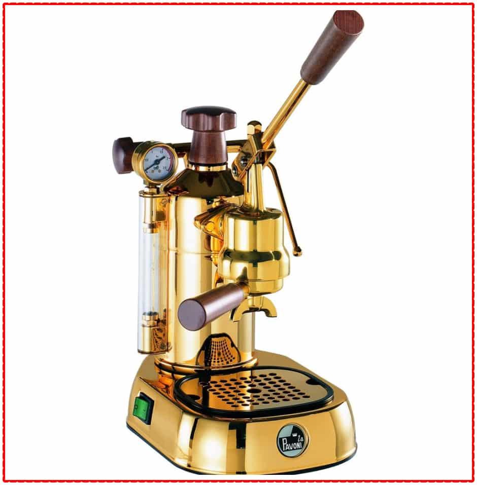 La Pavoni Espresso Machine PPG-16