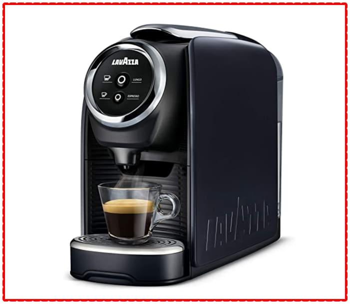 Lavazza Single Serve Espresso Machine, Classy Mini Coffee Maker
