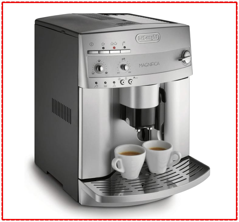 DeLonghi Magnifica Coffee Maker with Grinder
