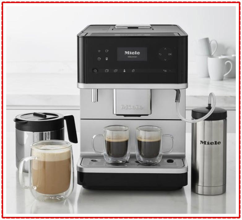 Miele coffee maker CM6350