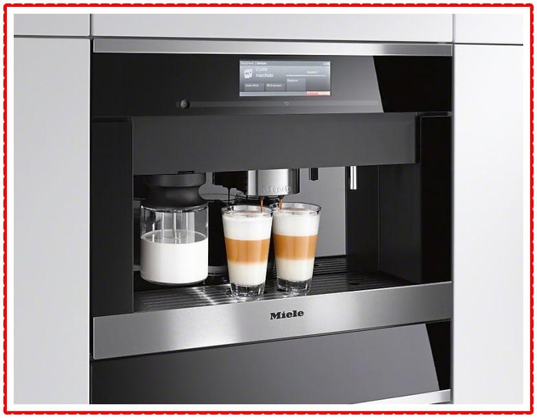 Miele CVA 6800 Coffee Machine