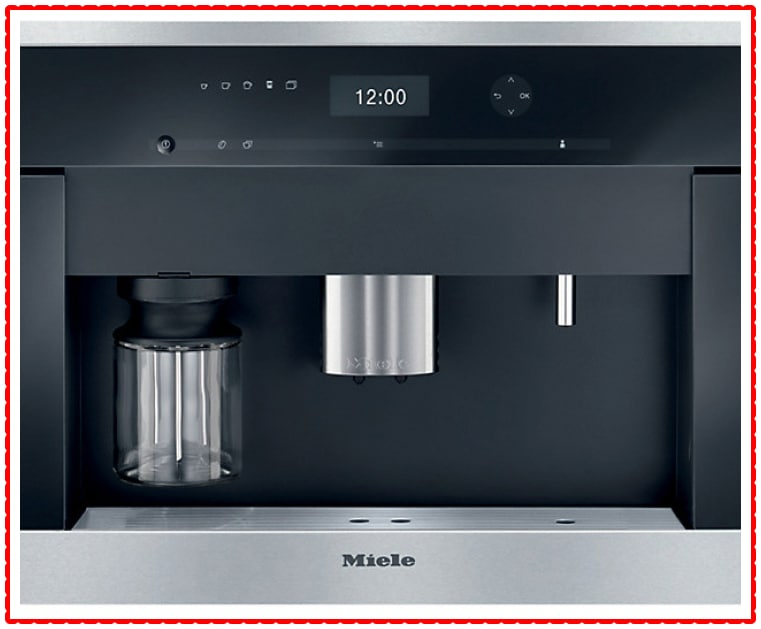 Miele CVA6401 Plumbed Coffee System