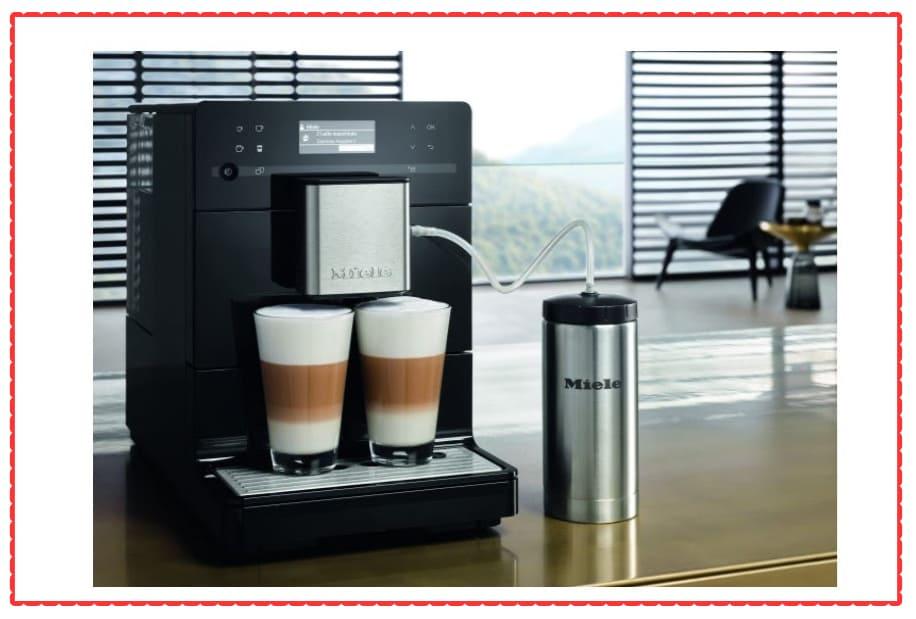 miele espresso machine