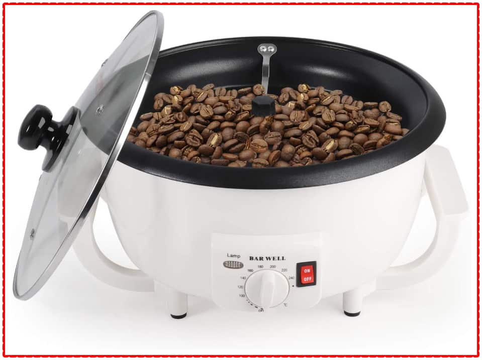 MIFXIN Electric Coffee Roasting Machine