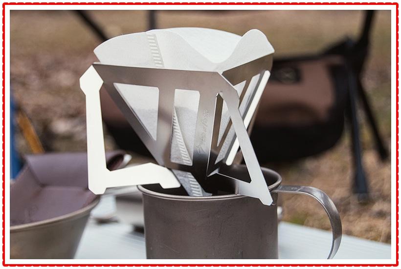 Tetra Portable Coffee Drip
