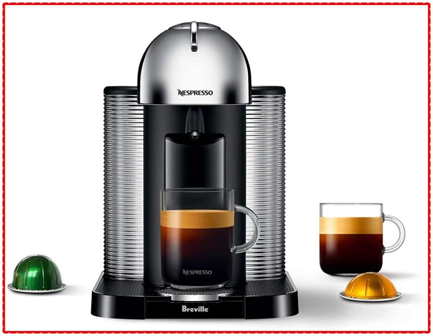 Nespresso espresso machine by Breville