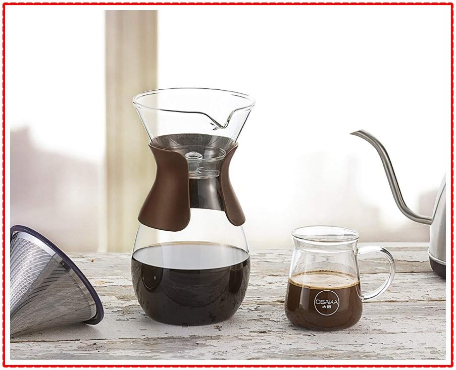 Osaka Pour Over Coffee Maker