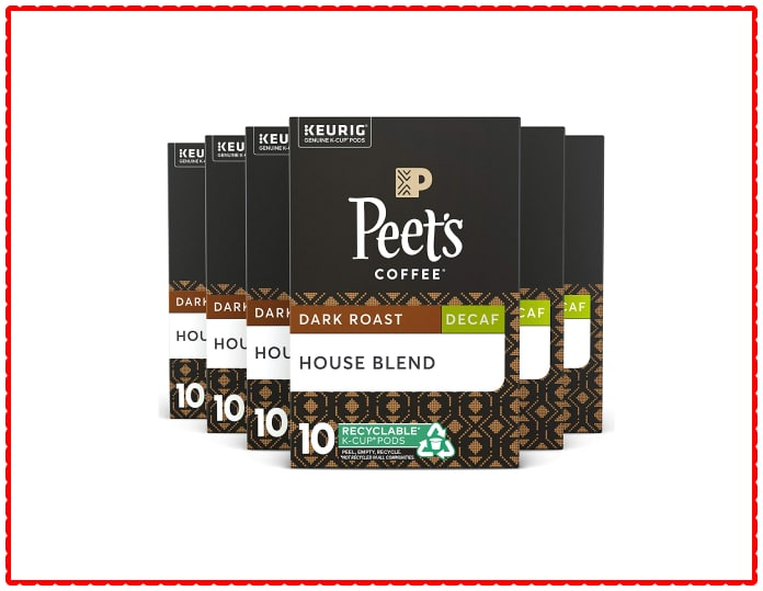 Peet's Coffee Decaf
