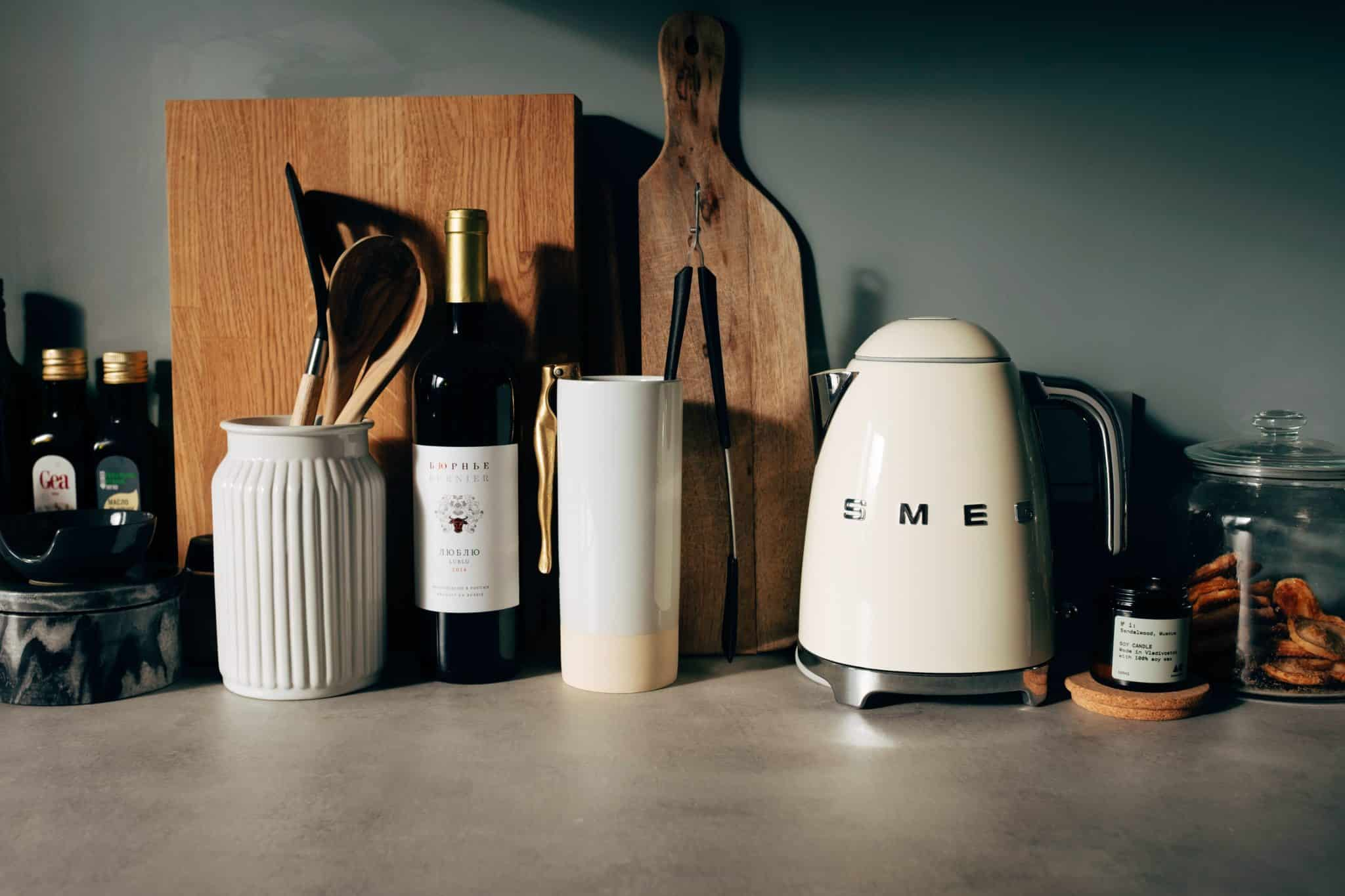 Smeg coffee maker
