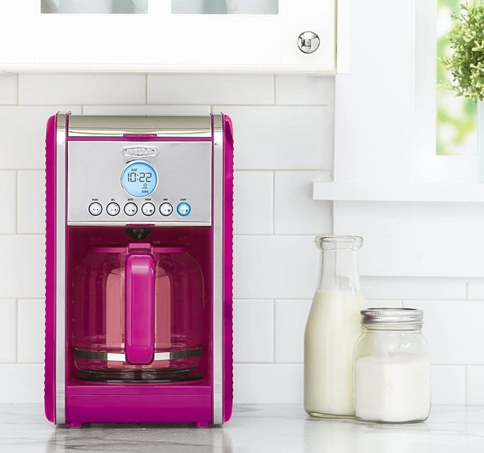 pink-coffee-makers