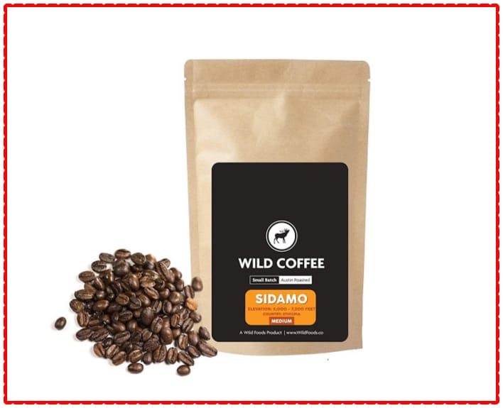 Wild Coffee Sidamo Medium Roast
