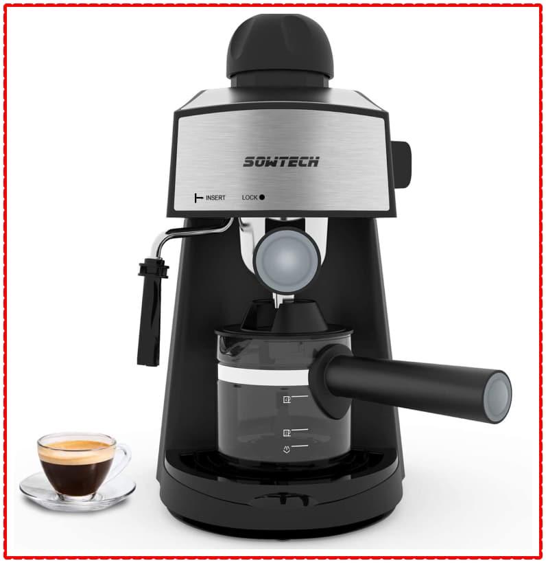 SOWTECH Espresso & Cappuccino Machine