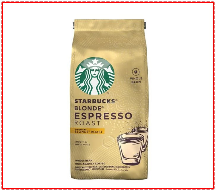 Starbucks Blonde Roast Whole Bean Coffee