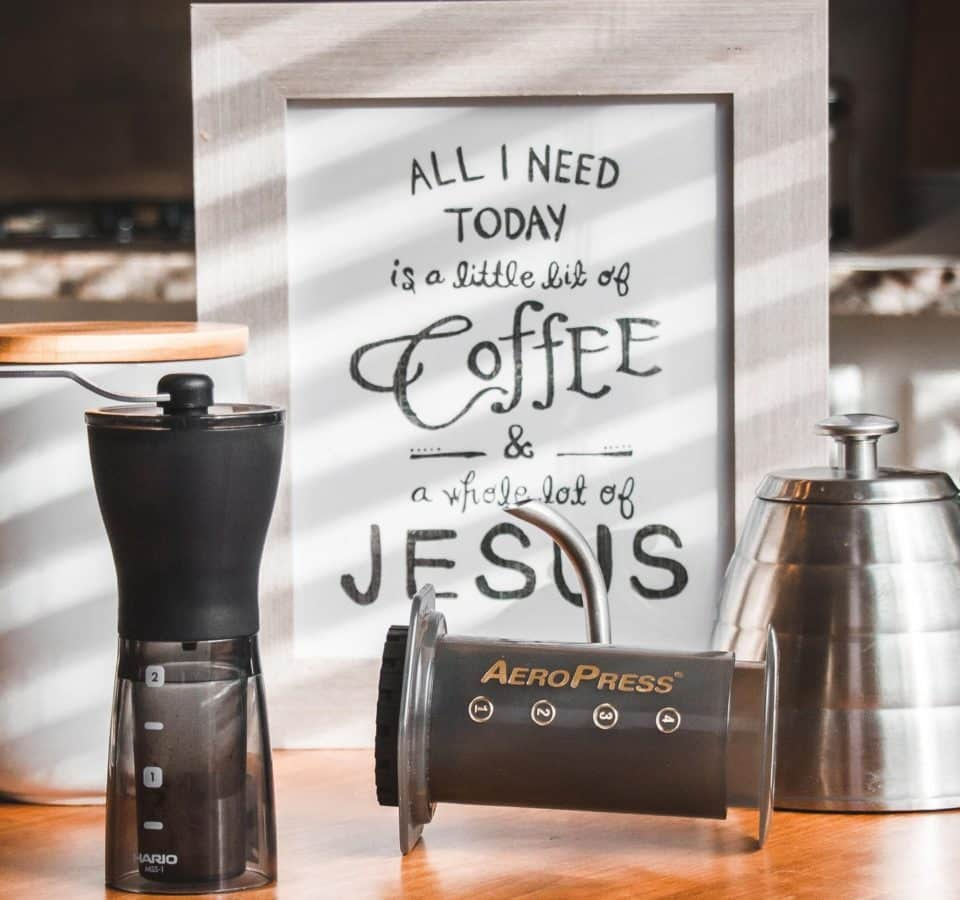 top 5 aeropress coffee makers