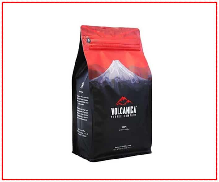 Volcanica's Ethiopian Coffee