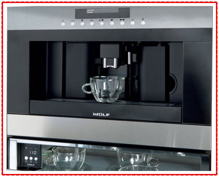 Wolf Built-in 24 inch Coffee System