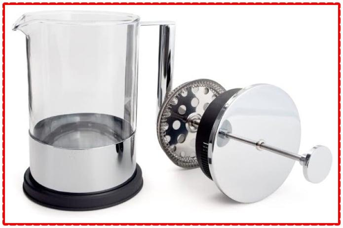 Yama Glass 6 Cup Coffee French Press