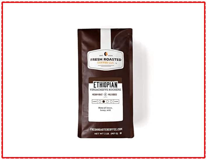 Ethiopian Coffee, Yirgacheffe